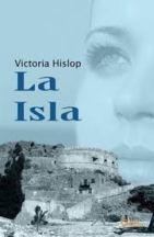 """Portada de la novela """"La isla"""""""